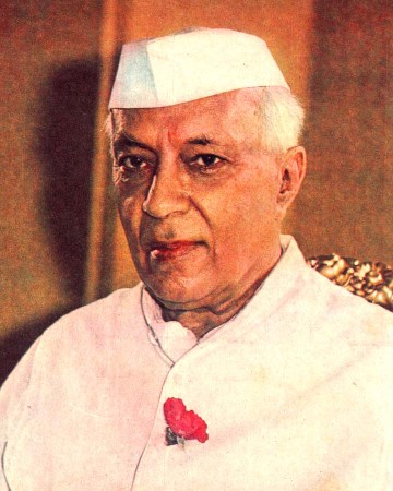 Childish and Petulant Fight Over Nehru