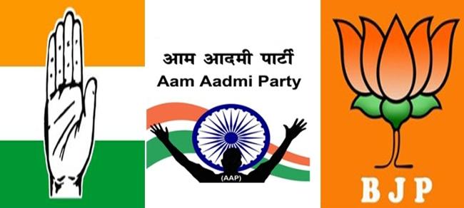 Battle Lines Drawn for Delhi Elections