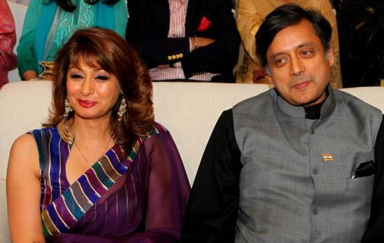 Why is Shashi Tharoor Running to the Police Commissioner?