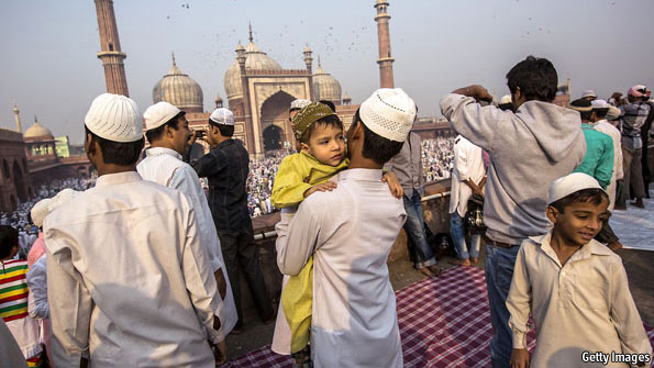 Growth in Muslim Population is Not Alarming