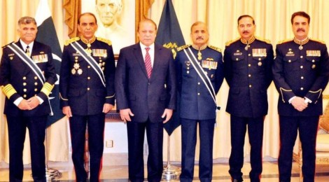 The Generals Have it Their Way in Pakistan