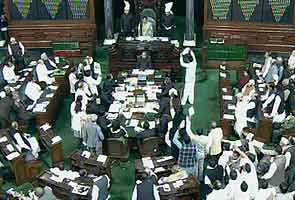 Welcome Civility in Parliament