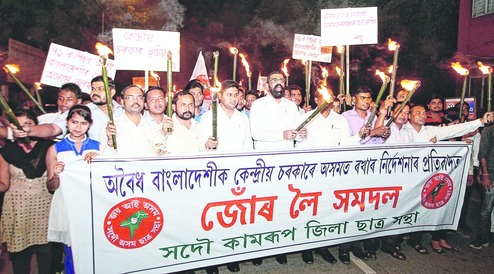 Sowing the Seeds of Another Agitation in Assam
