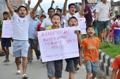 Why is Manipur Burning?