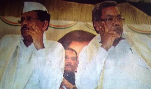 Karnataka Dissidence & Firefighting by Congress