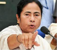 Mamata Tries to Pass the Buck