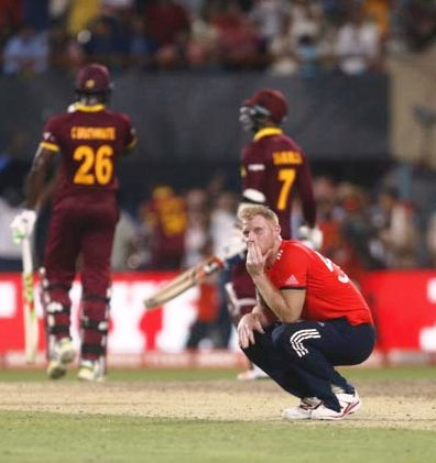 West Indies Fabulous in Winning Cup