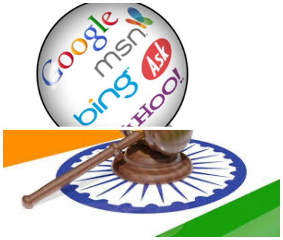 Search Engines and Law in India