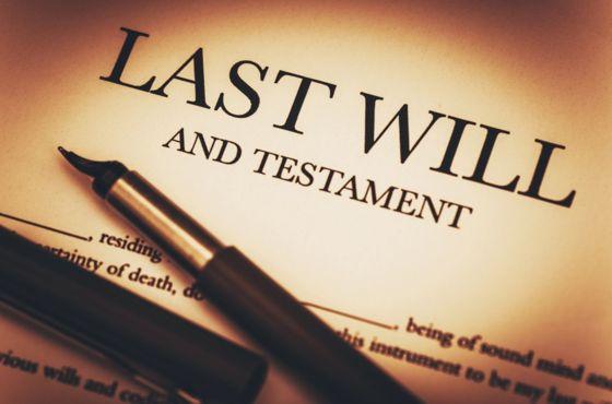 Nomination, Title, Wills & Succession