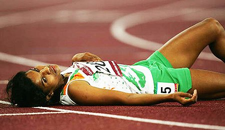 O P Jaisha: Official Apathy or Athlete's Frustration?