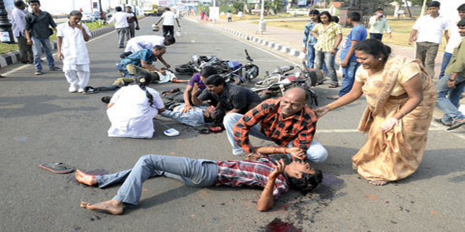 Amending Motor Vehicle Act is Fine But What About Pedestrians and Hawkers?