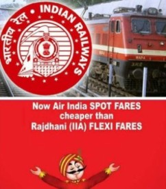 Surge Pricing by  Indian Railways is Just a Gimmick