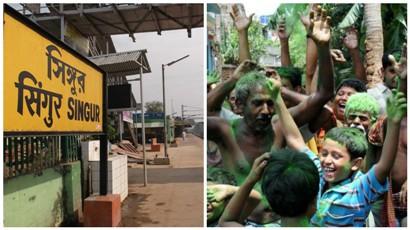 Singur: Farmers Erupt in Joy After Court Order