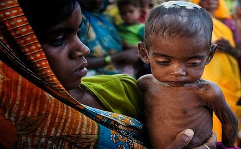 Hunger in India: Misdeeds of Past 65 Years