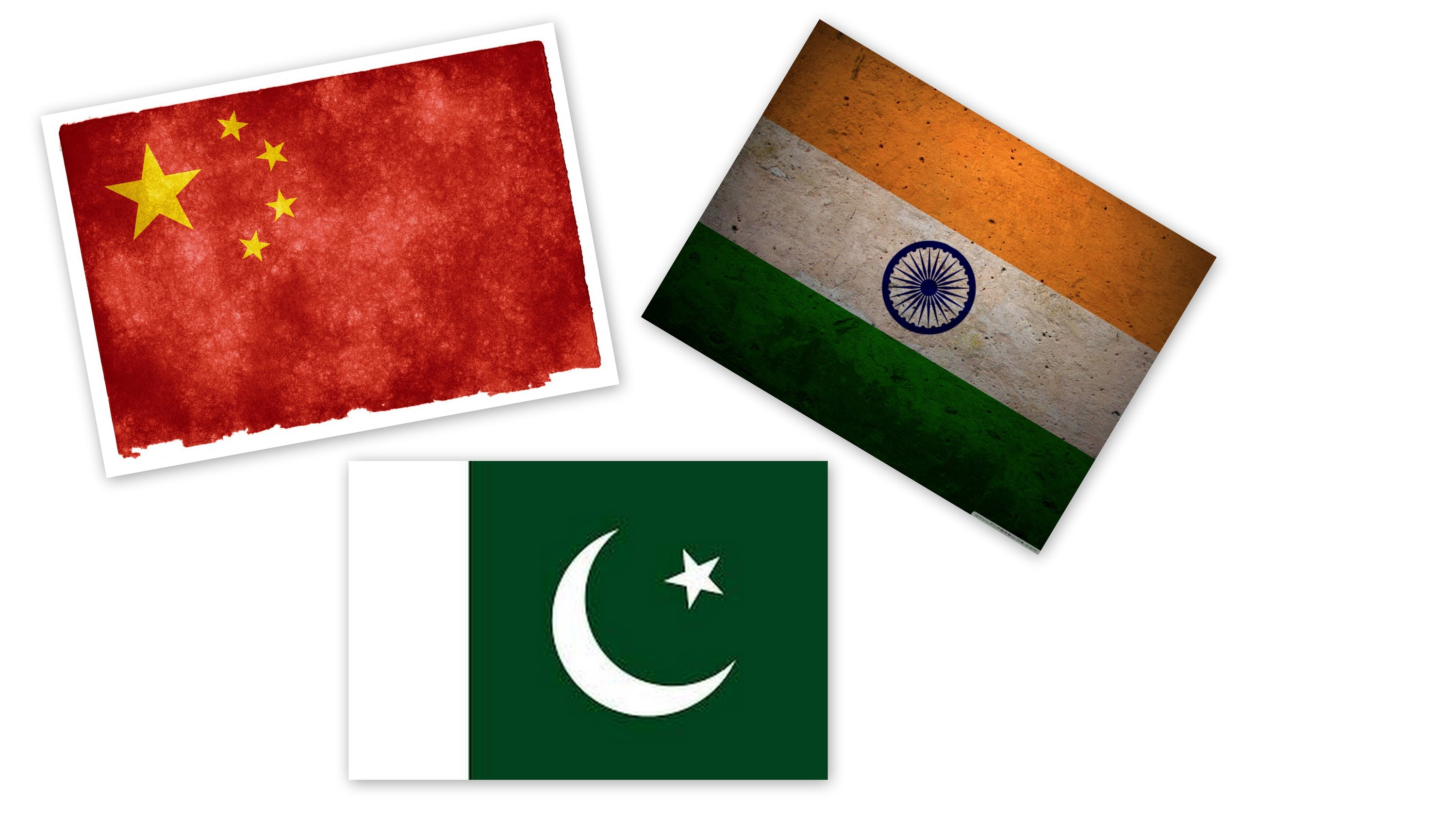 India, China, Pakistan: Uneasy Relationships