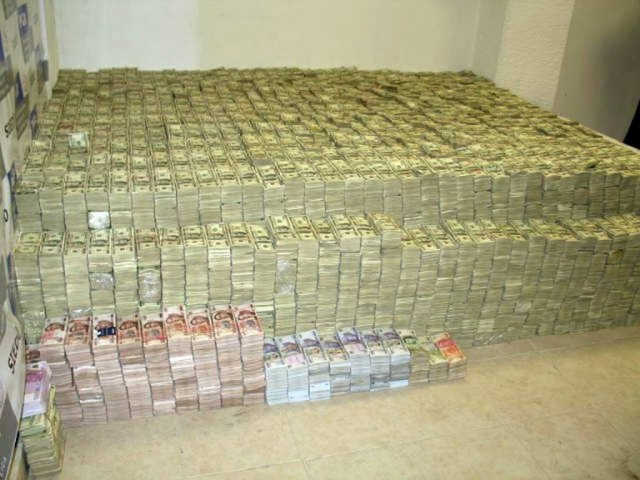 Illegal Cash: Disclose or Suffer