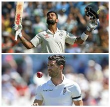 Anderson on Kohli: Frustration of Losing Badly Shows