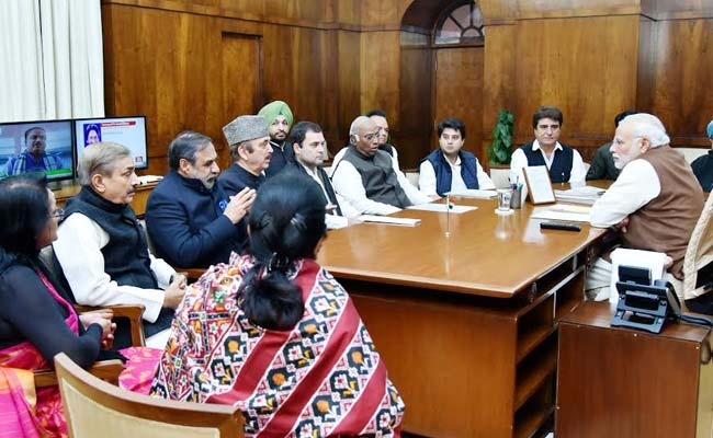 Opposition Unity Goes For A Toss As Rahul Meets Modi