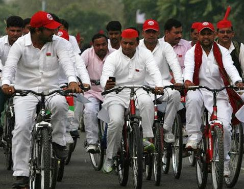 Cycle Does Not Guarantee Success for Akhilesh