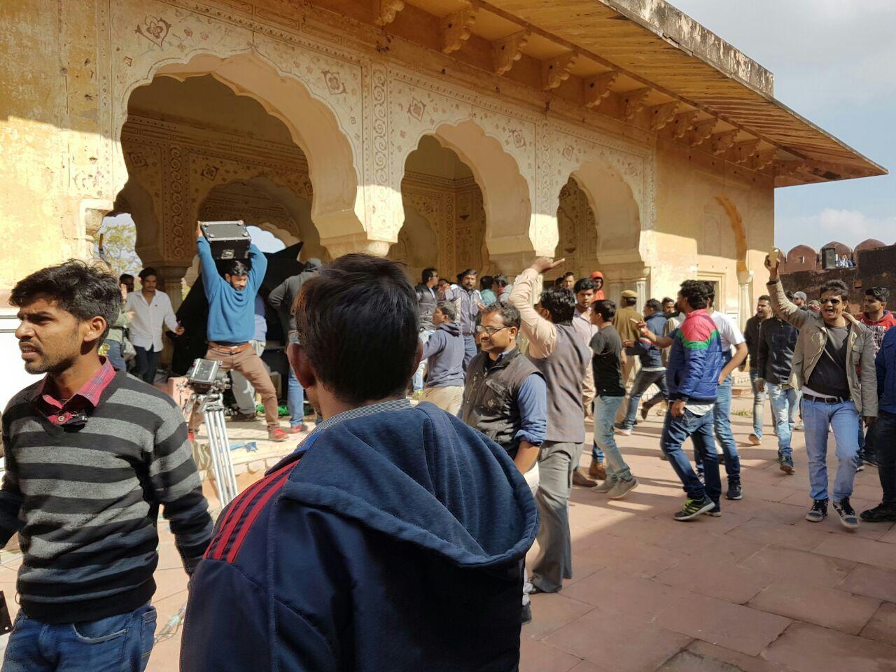 Padmavati Attack: Dissent and Jungle Raj