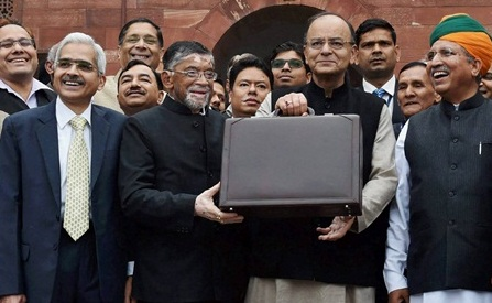 Jaitley: Budgeting for Growth and Political Mileage