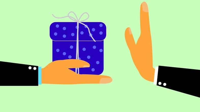 Gifts, Bribes and Disproportionate Assets