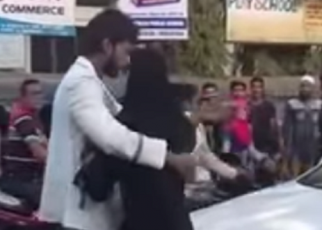 Bhiwandi: Backlash Over a Proposal and a Hug in Public