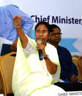 Mamata Stops Meddling by Party Leaders