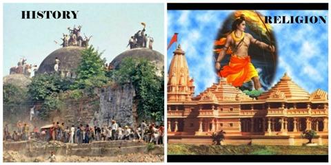 Ram Mandir: History Should Not be Obliterated