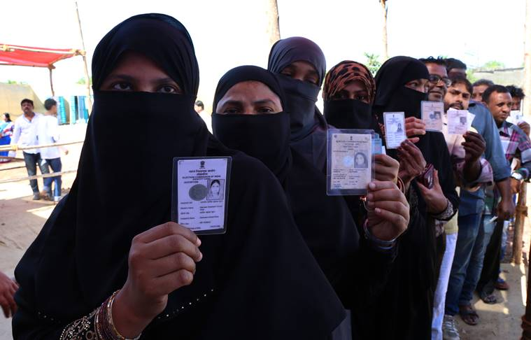 Burqa-Clad Voters: No Voting Without Identification
