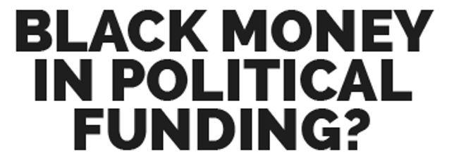 Political Funding Reforms: This Government is Not Serious