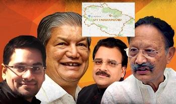 Uttarakhand: BJP Streamrolls the Congress
