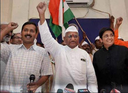 Hazare Must Expose Kejriwal By Moving Beyond Words