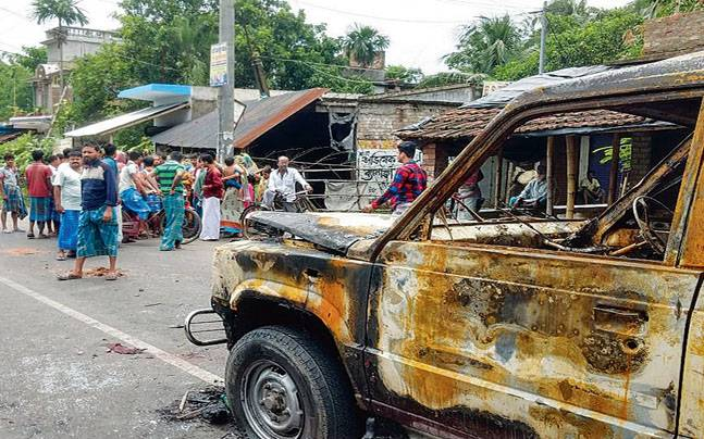 Communal Politics Harming Bengal