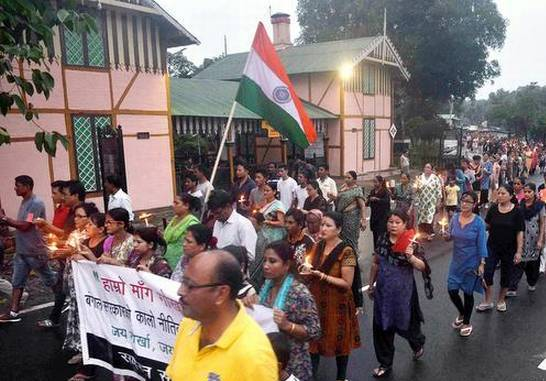 Don't Let Darjeeling Burn