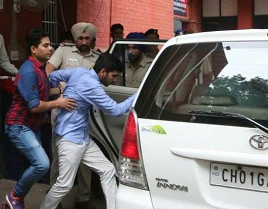 Chandigarh Stalking: Punish Them