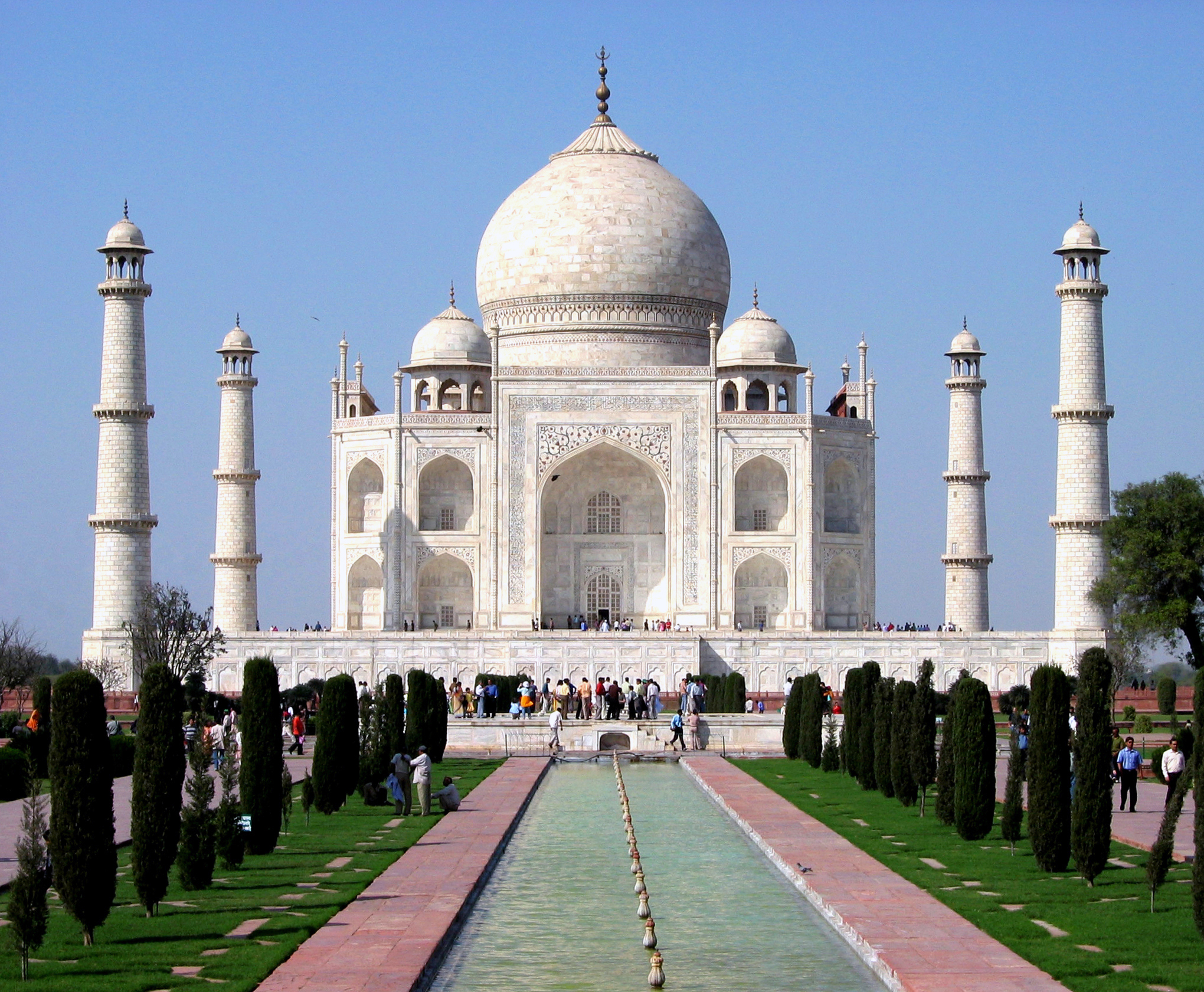 The Taj Controversy: Not Right to Disown Culture
