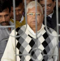 Laloo Yadav: Convicted Twice, But Bluster Not Gone