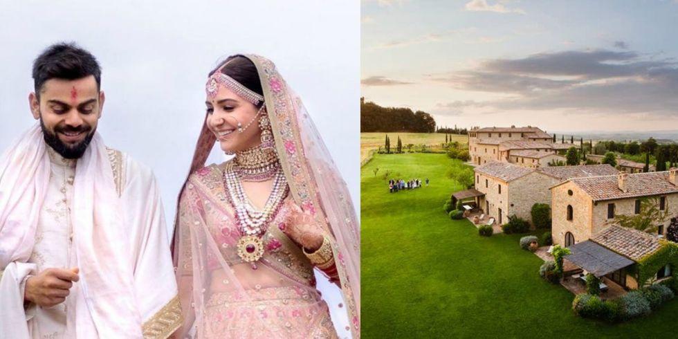 Destination Wedding Abroad Doesn't Make One Unpatriotic