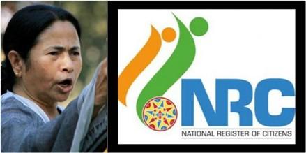 Mamata Banerjee and Assam NRC