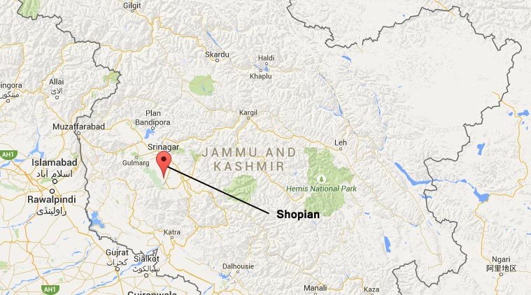 Kashmir: Mehbooba Playing Judge and Jury