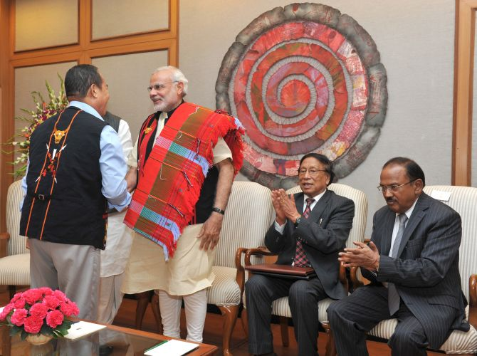 Nagaland: No Blackmail To Scuttle Elections