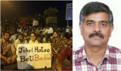JNU Sexual Harassment Issue: Johri Must Be Suspended and Arrested