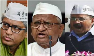 Why Is Ashutosh Belittling Anna Hazare?