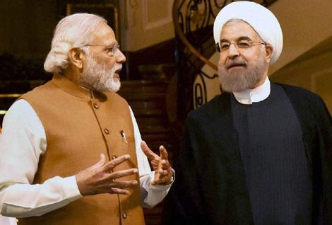 India and Iran: Mutually Beneficial Ties