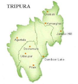 The Lotus Replaces Hammer-Sickle in Tripura