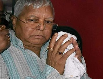 Lalu Yadav: Why Prolong AIIMS Sojourn? Cell is Waiting.