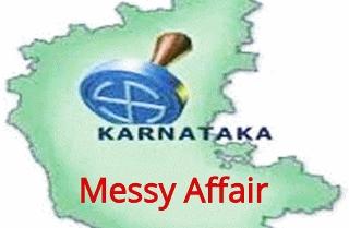 The Unsavoury Mess In Karnataka