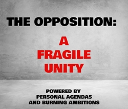 Opposition Unity: Sustainable or Self-Destructive?