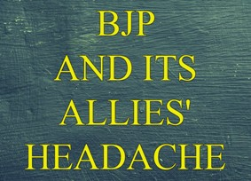 BJP: Playing Haughty Big Brother Does Not Pay